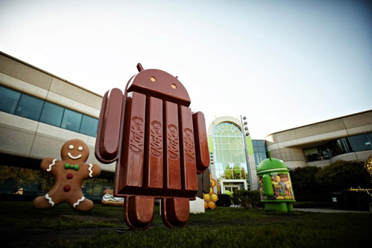Android Release 4.4 KITKAT